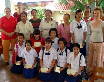 2008 Scholarships