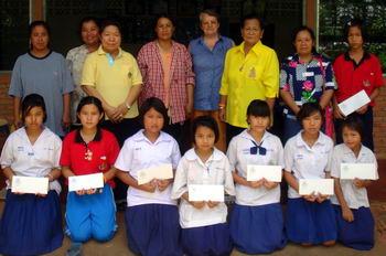 2007 Scholarships